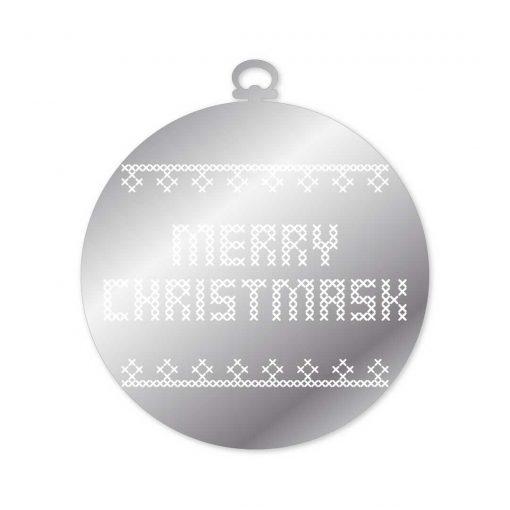 ChristmaskBauble