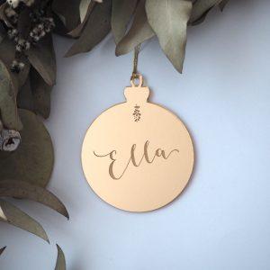 Tree Ornaments