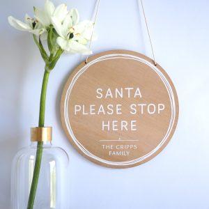 Christmas Signage