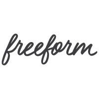 Freeform Font