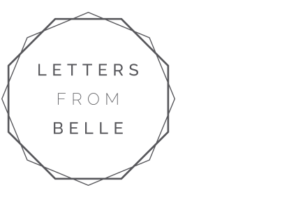 Letters from Belle